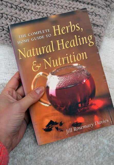 The Complete Home Guide to Herbs, Natural Healing, and Nutrition by Jill Rosemary Davies