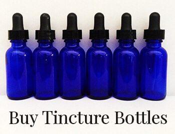 tincture-bottles