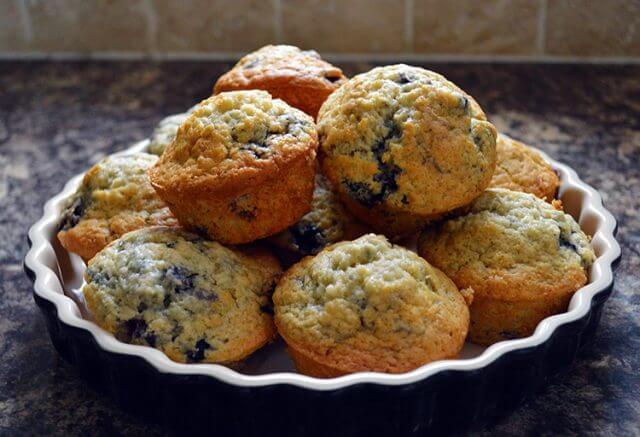 Blueberry Muffin Recipe