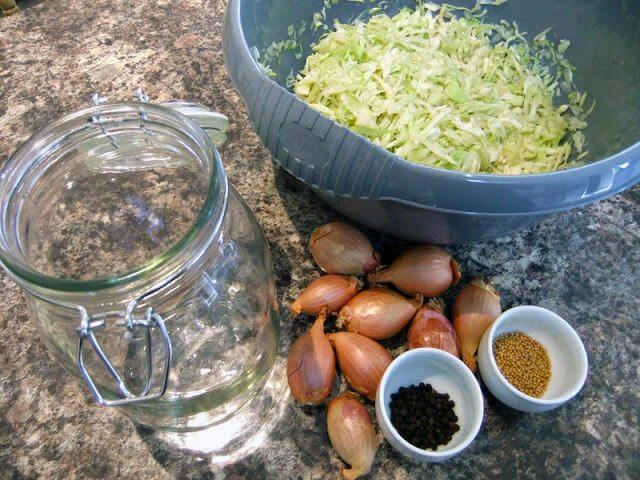 Simple Sauerkraut recipe