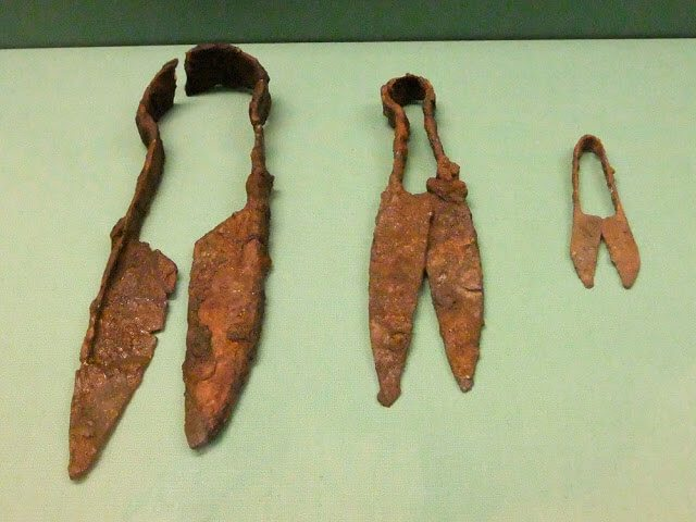 Relics of Ancient Gardening and Cooking at the British Museum: gardening and cooking artifacts from the first to fourth-century Roman-Britain #homesteading #offgrid #gardening #gardeningideas