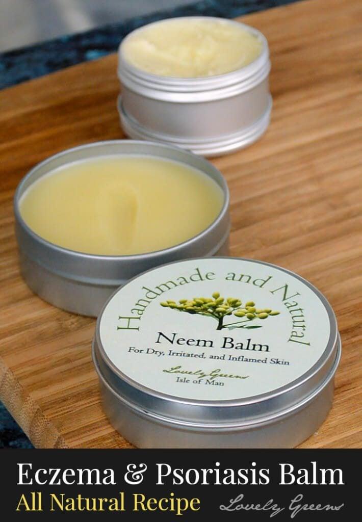 How to make Healing Neem Balm