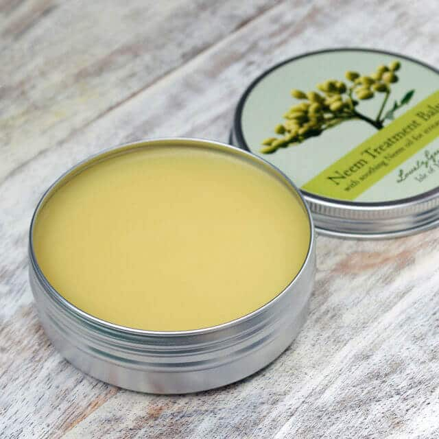 Neem Treatment Balm for dry and irritated skin
