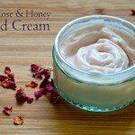 Wild Rose & Honey Hand Cream Recipe