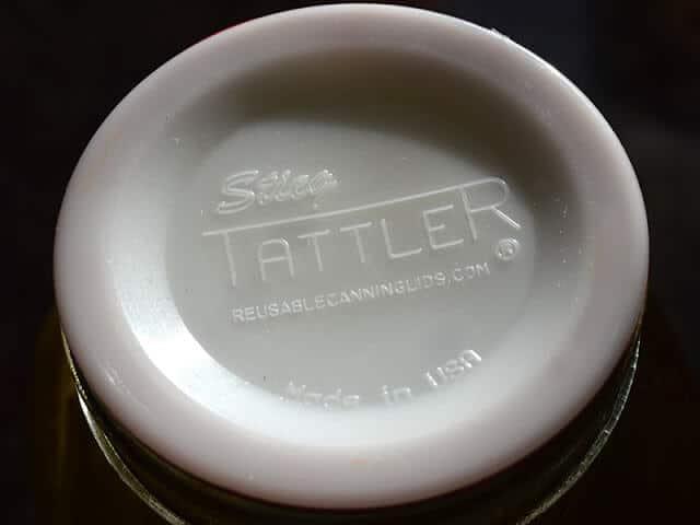 Tattler BPA Free Canning Lids
