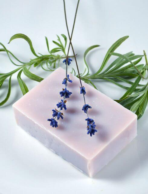 Natural Lavender Soap Recipe