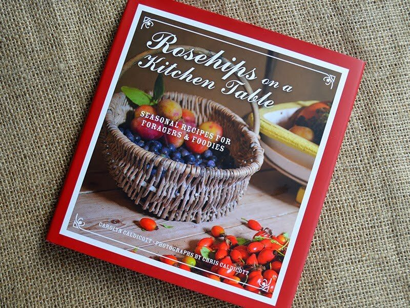 Cookbook Review: Rosehips on a Kitchen Table