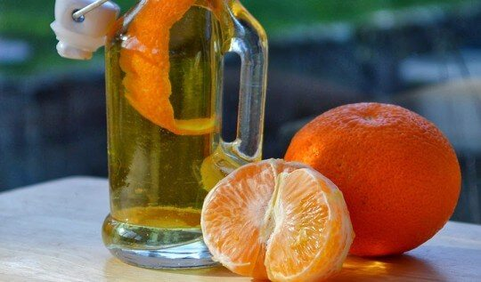 How to make mandarin infused vodka