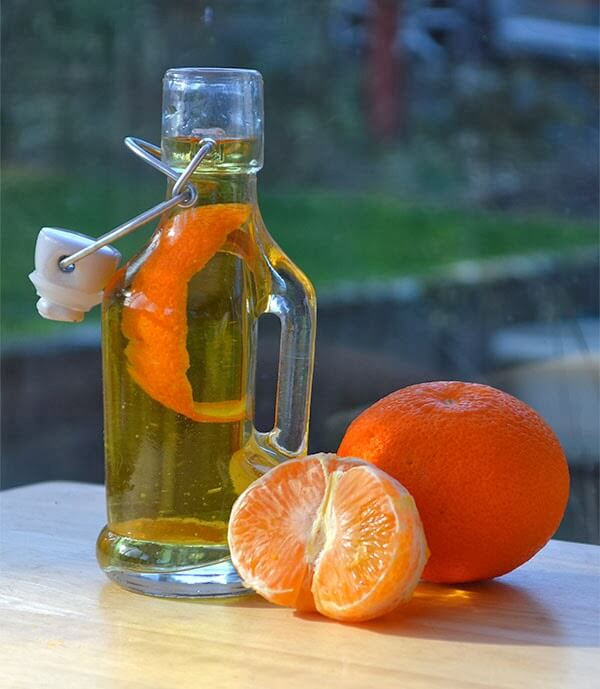 How to make mandarin infused vodka