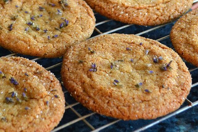 Lavender & Honey Cookie Recipe