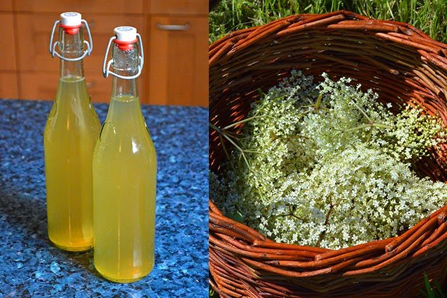 Elderflower Cordial Recipe - Lovely Greens