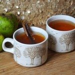 Recipe for Spiced Winter Wine with Apple, Cinnamon, & Ginger