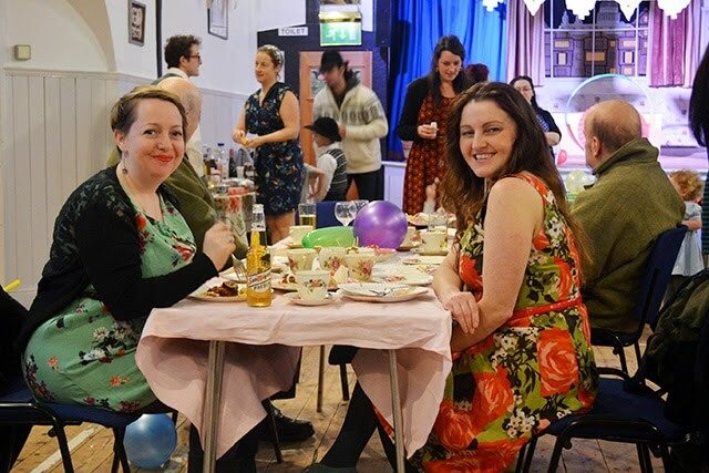 1940s Vintage-inspired Birthday Party #vintagestyle