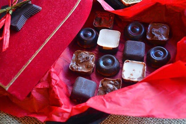 Handmade Raw Chocolate Truffles Recipe