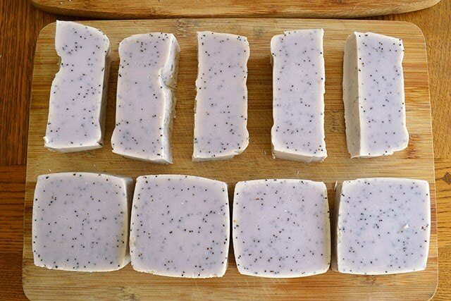 LEARN TO MAKE YOUR OWN COLD PROCESS SOAP with Lovely Greens - both classes and free online information available #soap