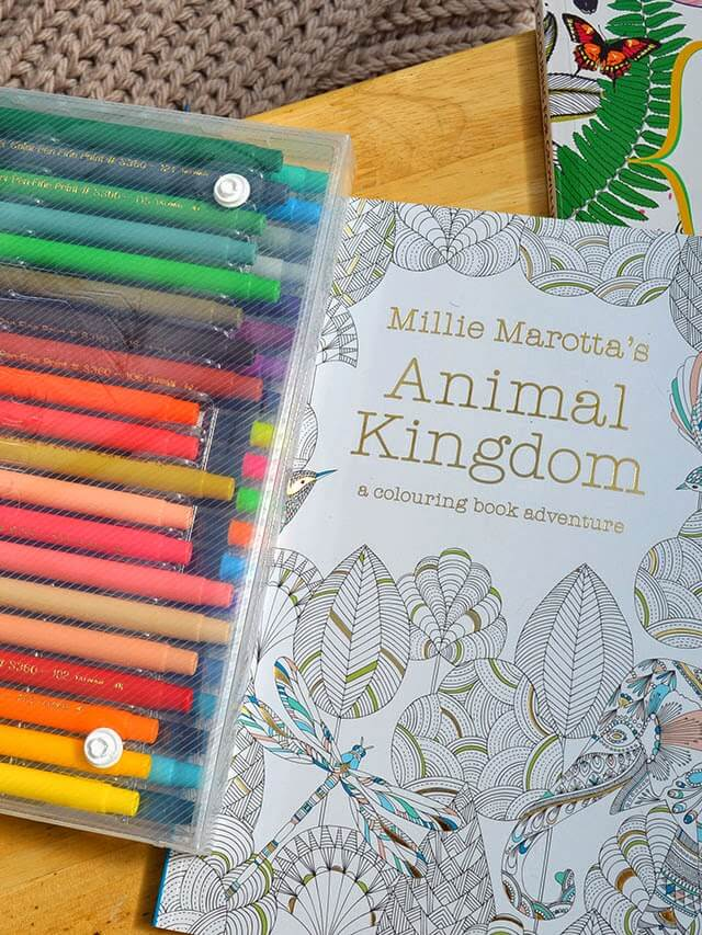 Animal Kingdom Colouring Book Ideas I M A Addict Lovely Greens