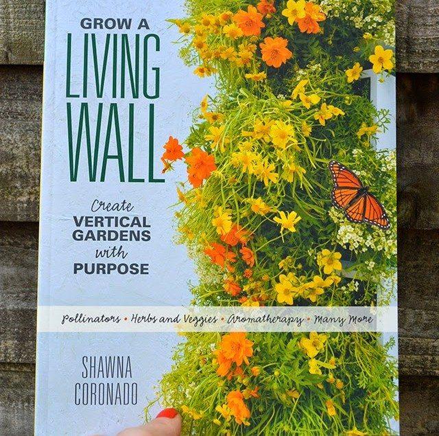 Book Giveaway | Grow A Living Wall By Shawna Coronado