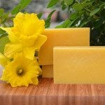 Handmade Daffodil Soap Recipe