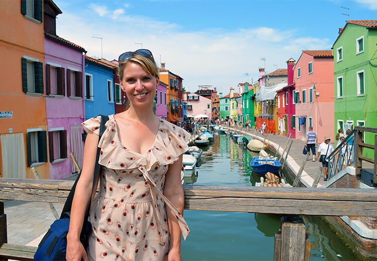 Tanya from Lovely Greens. Photo diary of a solo trip to Venice, Italy, one of the most romantic cities in the world.
