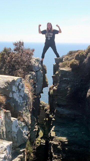13 Spooky & Haunted places to visit on the Isle of Man: The Chasms
