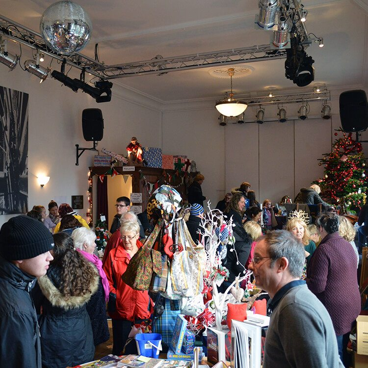 Laxey Institute Christmas Fair