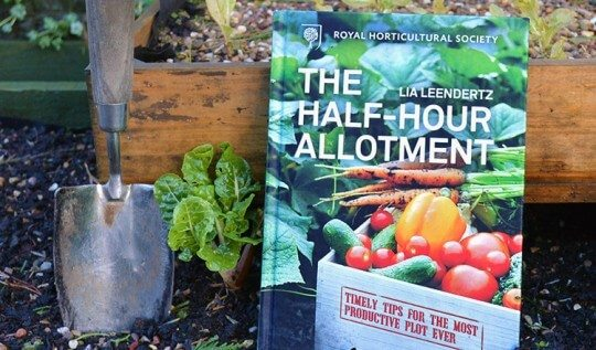 The Half-Hour Allotment is for gardeners who want maximum yield for minimum effort in their veggie patches. The ideas in this book show you how to do it in only a half-hour a day (or just 2.5 hours per week)