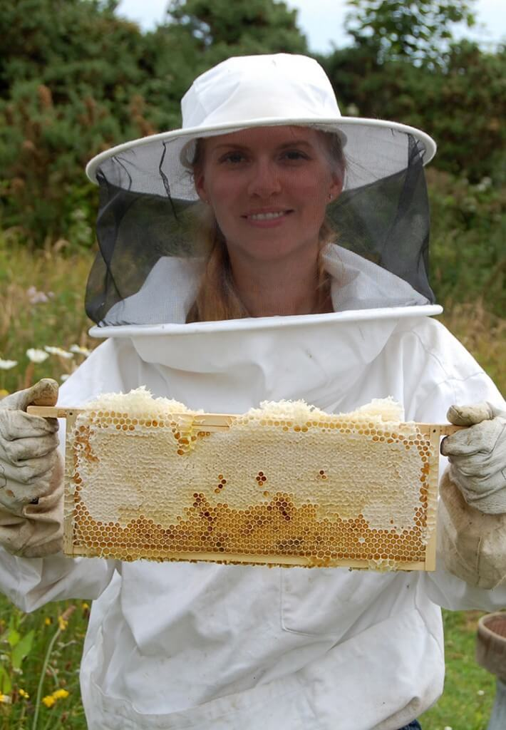 Beginners Beekeeping Class with the Isle of Man Beekeepers