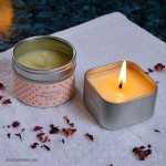 How to make Massage Oil Candles