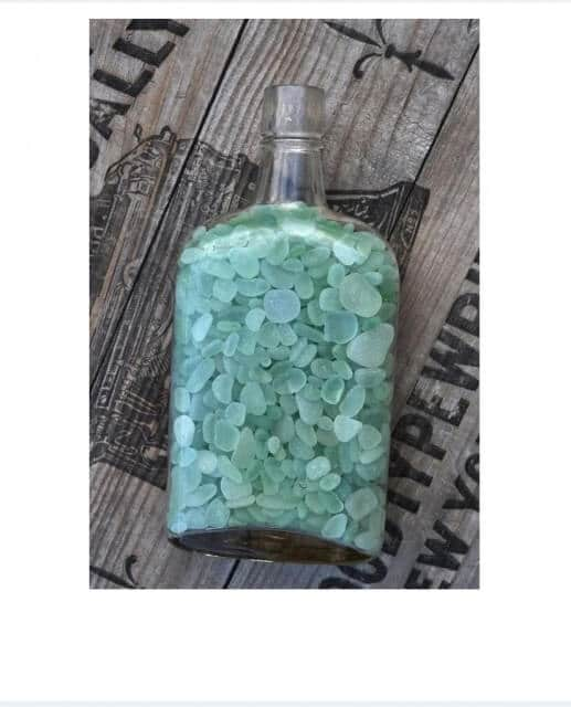 30 Sea Glass Ideas & Projects
