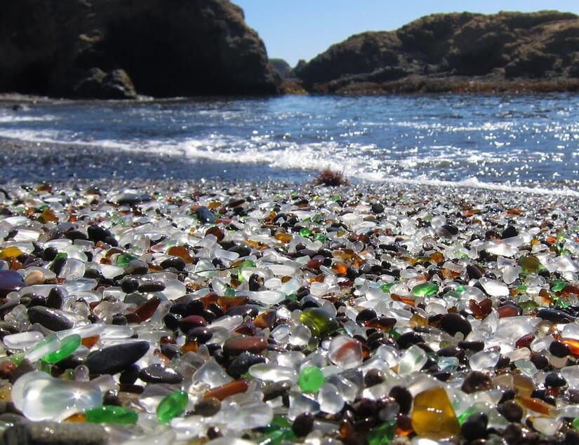 30 Sea Glass Ideas & Projects