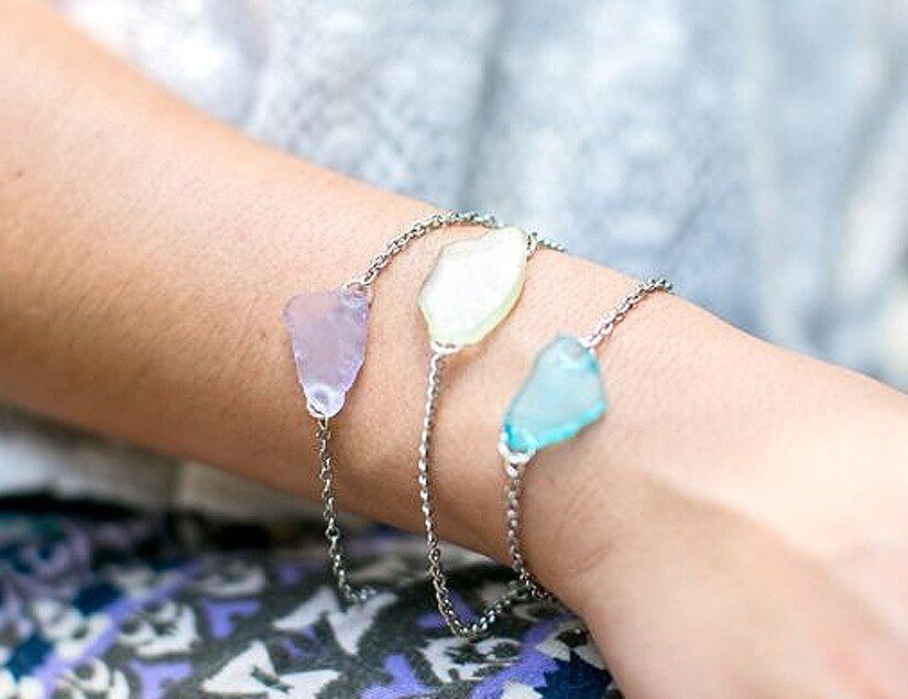 sea-glass-bracelet