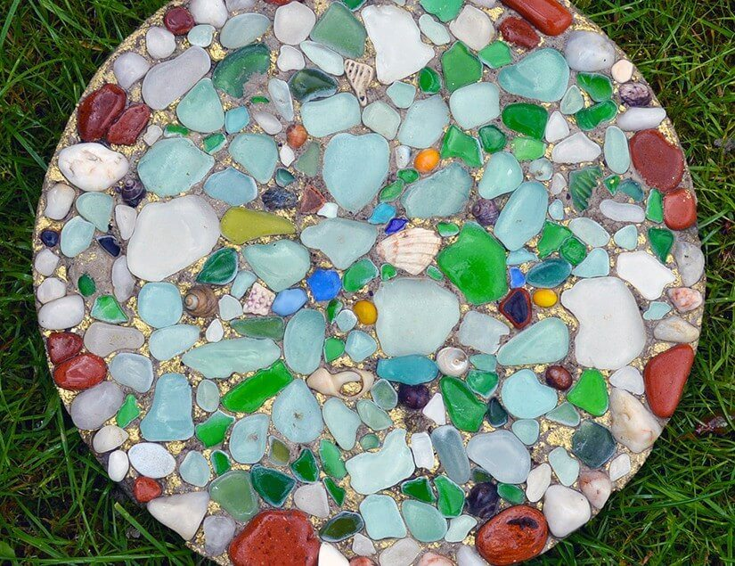 Diy Crafts With Sea Glass