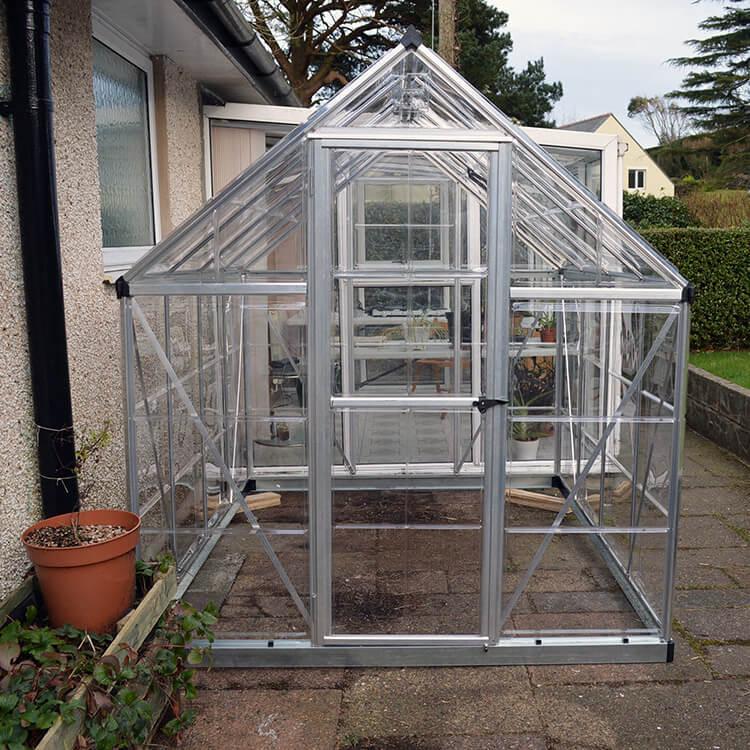 Palram 'Harmony' Greenhouse 6x8'