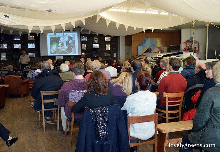 Bringing back the 'British Black' honeybee on the Isle of Man