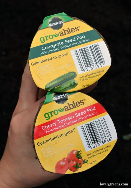 Review of Gro-ables® Seed Pods