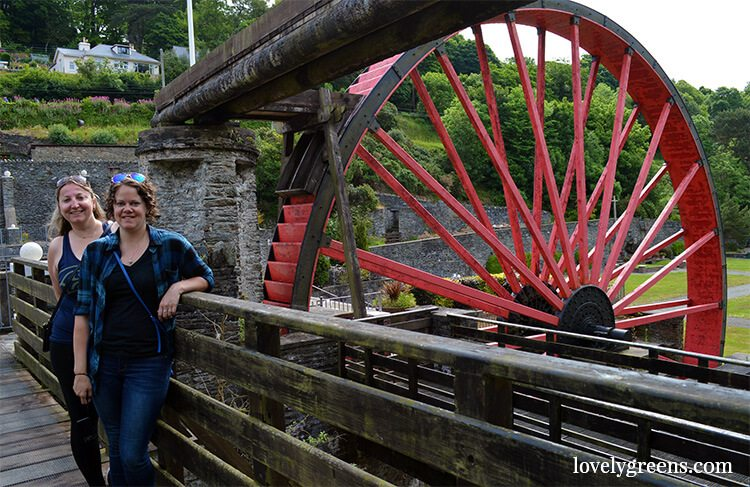 Unique weekend Itinerary for the Isle of Man: 14 ideas including the smaller Laxey Wheel, 'Lady Evelyn'