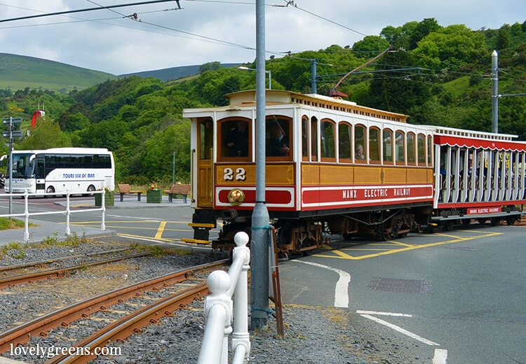 Unique weekend Itinerary for the Isle of Man: 14 ideas including the Manx Electric Railway