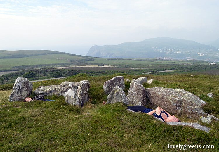 Unique weekend Itinerary for the Isle of Man: 14 ideas including Meayll Hill Stone Circle