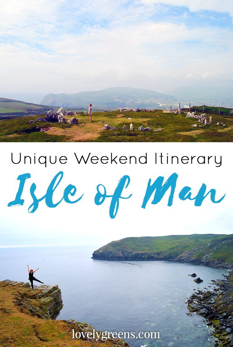 Unique weekend Itinerary for the Isle of Man: 14 ideas including scenic routes, ancient stone circles, fairy doors, and local attractions