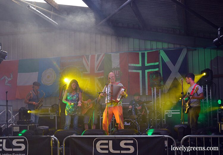 Dark Horse Music & Arts Festival 2016: the Fecktones