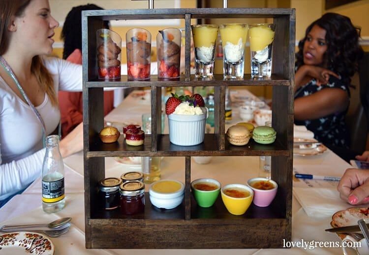 Gin Tasting Afternoon at Harbour Lights at the Sefton. High tea, several types of gin, and a gin infusing experience.