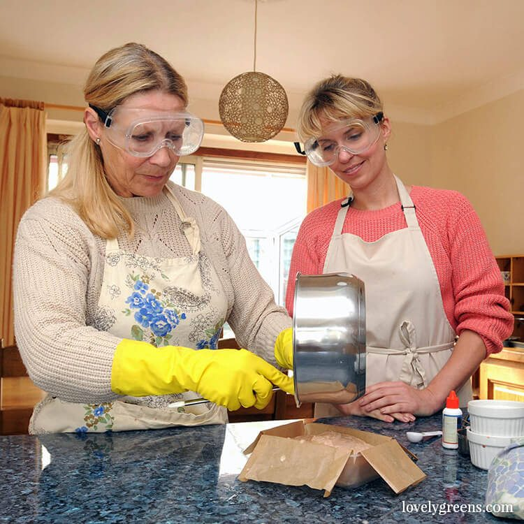 My Other Life as a Soapmaking Teacher