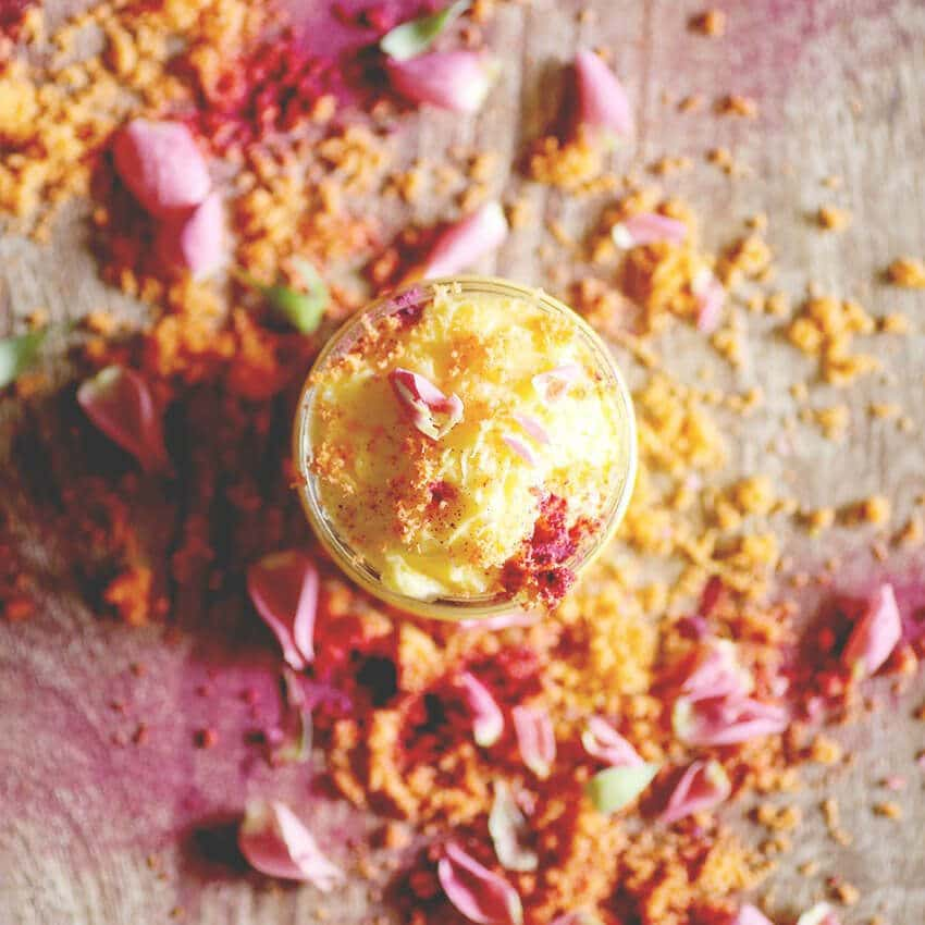 Natural Beauty recipe: Carrot Seed and Rose Body Butter
