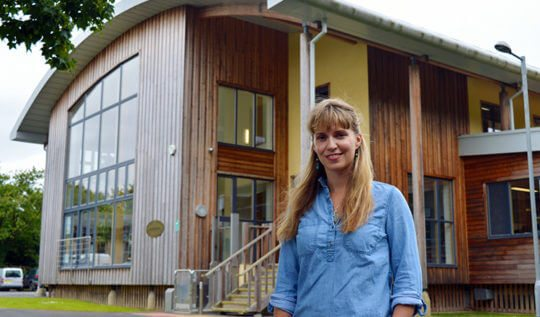 Featuring Sustainable Architecture on the Isle of Man: Thie Slieau Whallian