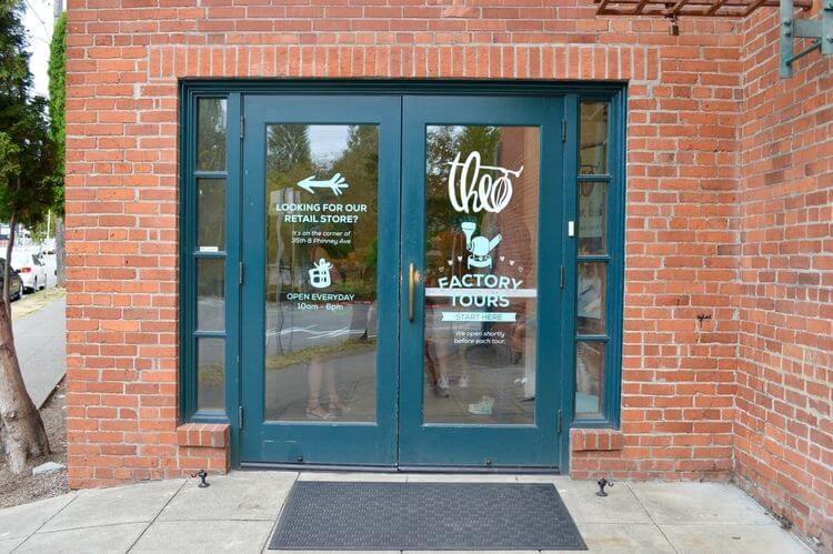 A tour of Theo's organic and fair trade chocolate factory