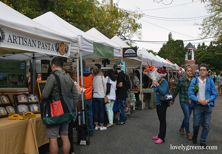 Visiting the Ballard Farmers Market {locally grown food-porn ahead}