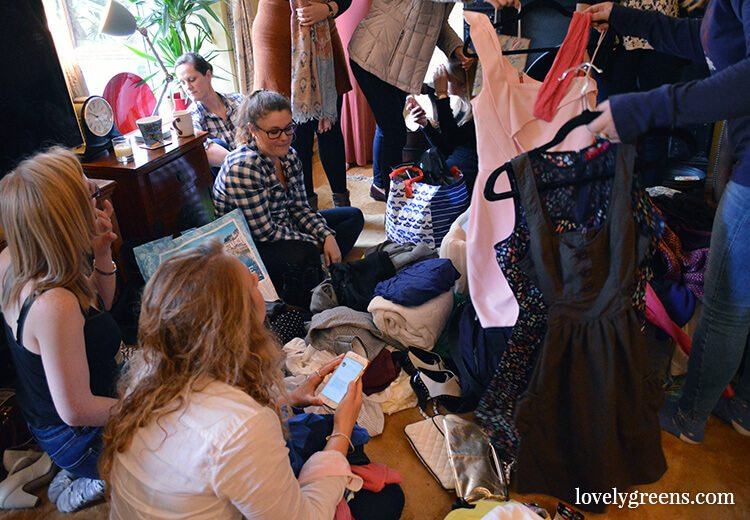 second-hand-clothing-swap