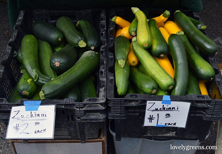 Zuchinni: Visiting the Ballard Farmers Market {locally grown food-porn ahead}