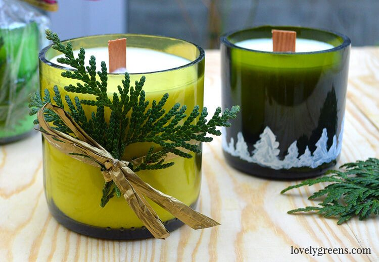 Video: How to make Wine Bottle Candles