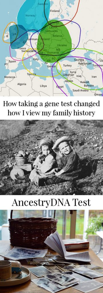 I was brought up believing a different family history. I found out the truth and connected with a long-lost family member after taking an AncestryDNA test